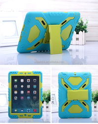 New trend product new design plastic and silicon tablet cover for ipad mini