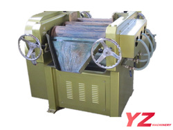 oil paint roller machine