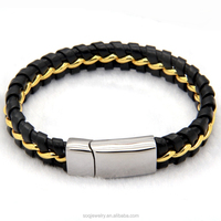 wholesale factory hot sell stainless steel wrap braclets cute jewelry latest fashion trends