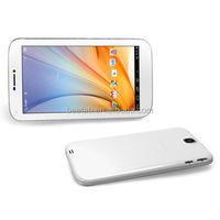 7 inch city call dual core smart phone tablet pc Support Android 4.2/2G/Calling/dual sim/Bluetooth
