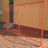 High quality Modular Removable Fence / ISO9001 Roadside temporary fence / Australia Temporary Fencing Mesh