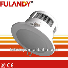 recessed 5W LED downlight 80mm cutout