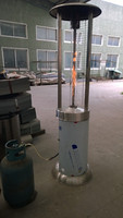 Round antique gas heater with high quality patio heater Outdoor from heater supplier