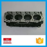 engine for isuzu 4JB1-CN cylinder block