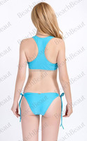 2015 venus vacation hot girl two piece swimsuit