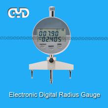 multi radial indicators digital radius gauge