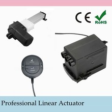 max load push 5000n linear actuators with clutch