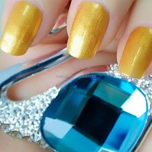 ORCHID MOON nail art kit one step metallic gel polish