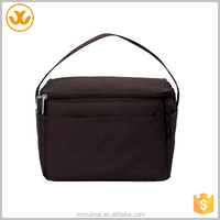 China wholesale customized fitness polyester tote insulated cooler bag