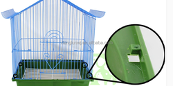large wire mesh bird trap cage