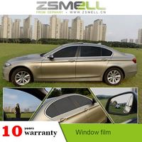 90% energy mirror screen protect window film black protectivesheet metallized film mirror screen film