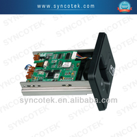 2014 new product, Magnetic credit card reader/writer, vending machine @SYNCOTEK