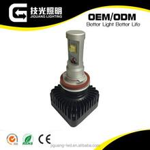 Super bright car auto lighting ETI 30w 3000lm led headlight bulb h11