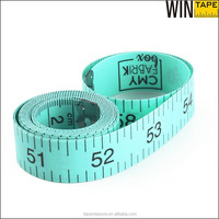 Green Design promotional measuring function circumference measuring tape 1.5m with your customized logo