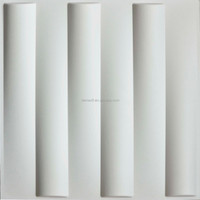 3d cheaper manufacture wall panel for interior decoration