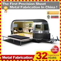 Kindle fiberglass caravan,with OEM service
