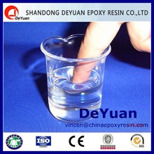 High temperature resistant epoxy resin