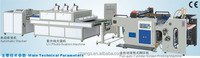 SFB-780 Automatic ceramic decal paper/transfer paper Cylinder Screen Printing Line