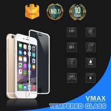 Super Quality Anti Scratch Anti Radiation Privacy Screen Protector for Iphone 6 Tempered Glass