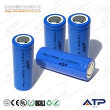3.7V 1500mAh 18500 li-ion rechargeable battery / 1500mah rechargeable battery 18500 / li-ion battery 18500