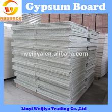 Colourful PVC Gypsum Ceiling Tiles/60x60 gypsum ceiling tiles