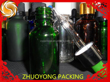 Free Sample!! e-liquid glass bottle with tamper seal 5ml e-juice glass dropper bottle with childproof and tamper