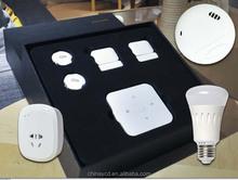 Zigbee home automation remote control smart home wifi window sensor alarm system home