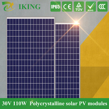 high quality with alloy frame solar pannel pv module