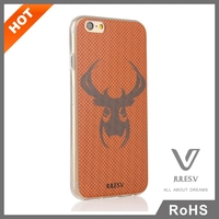Much popular hard excellent PC raw materials durable case with unique design phone case accessory for iphone 6 plus