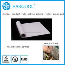 shear and tear resistant thermal conductive silicone rubber filler with Automotive electronics usage