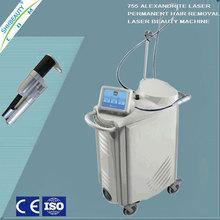Máquina 755nm Láser Alejandrita para la depilación