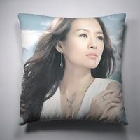 Memory foam pillow,massage pillow,Star Zhang Ziyi decorative cushion cover ,travel neck pillow, Office Chair Seat Cushion BZ224