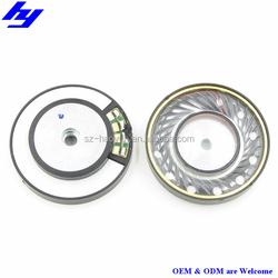 40mm 32 ohm mylar speaker driver