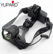 2015 new design headlamp XM-L2 LED Aluminum Headlamp Head Torch Lamp light Flashlight super T6 2000 lumens 3 Modes