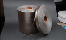 synthetic mica tape for high temperature performance wire and cable