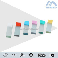 Beveled Edge Color frosted Microscope Slides 7109