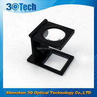 DH-83011 LED magnifier fabric magnifying glass for printing