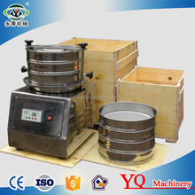 China manufacturer multi layer laboratory test small vibrating screen