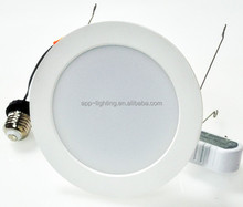 ES ETL 120V utra slim thin dimmable low profile round led retrofit recessed downlight kit