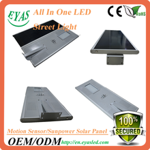 2015 Newest product Factory led solar street lighting system price