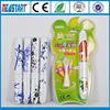 Mini Battery Sonic Pulse Vibration Electric Toothbrush Travel toothbrush