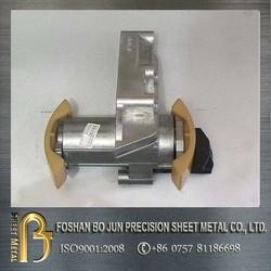 heavy equipment custom galvanized spare auto parts manchining manufacture