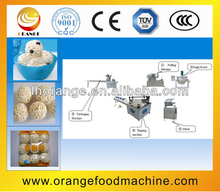 hot selling Rice Ball/Cylinder Candy Processing line