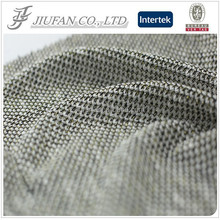 Jiufan Textile Polyester Lurex 97/3 Knitting Fabric for Clothing