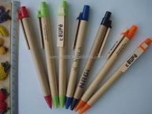 wooden clip cheap ballpoint pen wholesales