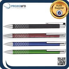 Promotion Custom LOGO Metal Ball Pen Good Quality Click Metal Pen