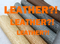 Quality assurance fabric decorative PVC artificial leather materials