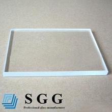 di alta qualità 10mm basso contenuto di ferro vetro prezzo