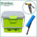 ( 84376 ) elétrico 12 V lavador de carro barato de lavagem de carro portátil, Mini 16L chinês lavador de carro