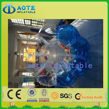 Super quality branded body zorb ball for kids and adults